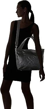 Unisa ZTESSAN_NT, Shopper para Mujer, Negro, One Size