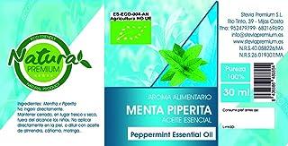 Natura Premium Aceite Esencial Menta Piperita Bio 30 Ml 30 ml