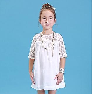 8b6fc5704505 Amazon.es: vestidos blanco playa: Ropa
