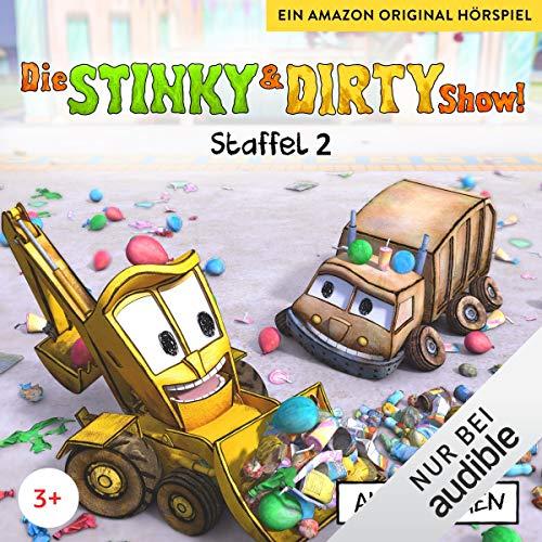 Die Stinky & Dirty Show! Die komplette 2. Staffel Titelbild