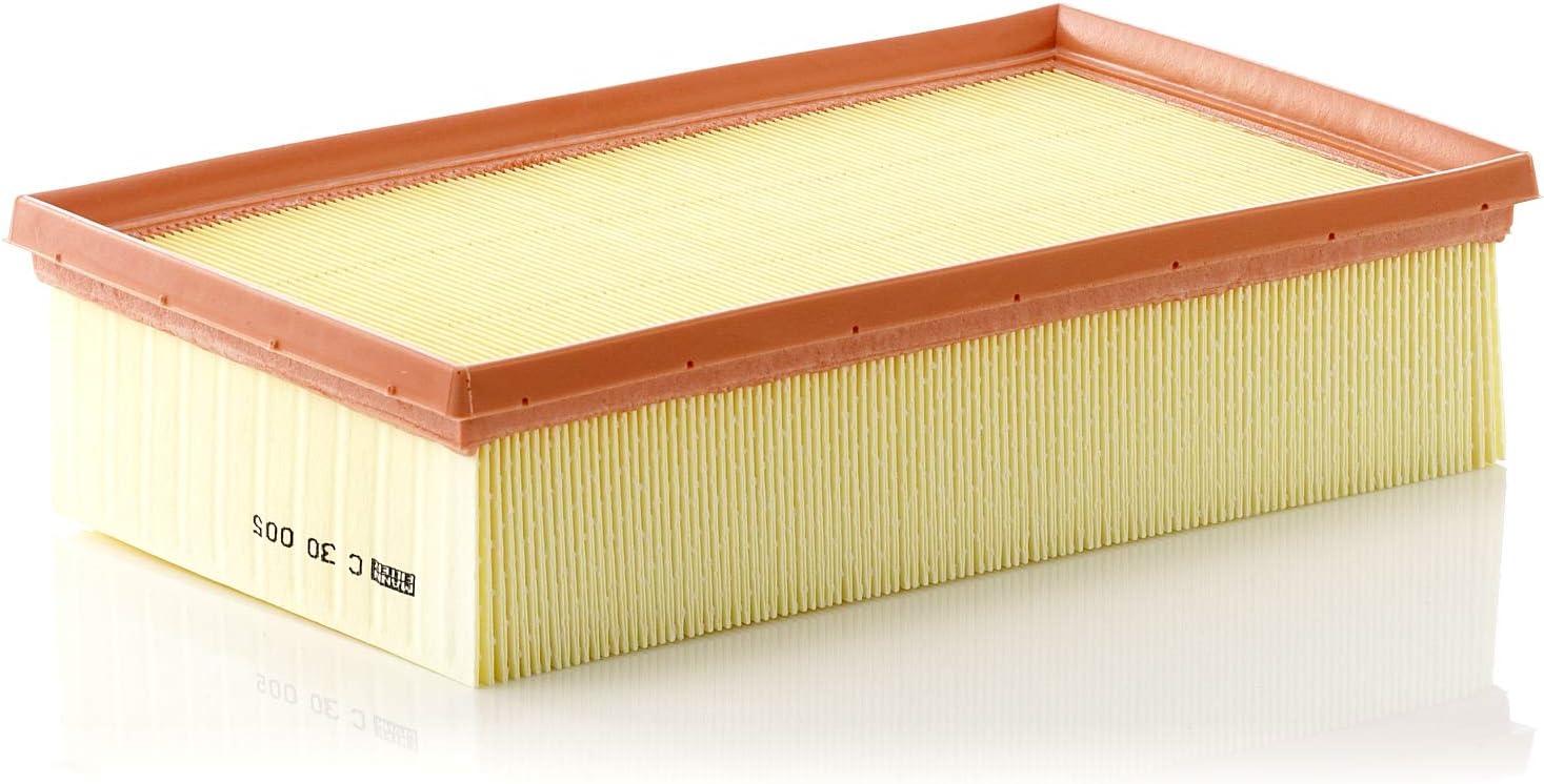 Original Mann Filter Luftffilter C 30 005 Für Pkw Auto