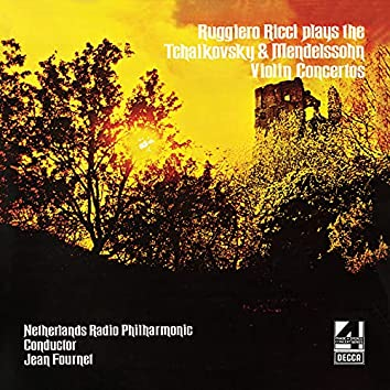 Mendelssohn: Violin Concerto; Tchaikovsky: Violin Concerto; Swan Lake (Ruggiero Ricci: Complete Decca Recordings, Vol. 8)