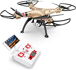 Syma X8HW FPV 2.4Ghz 6 Axis Gyro RC Quadcopter Drone with WIFI Camera Real-Time Transmission