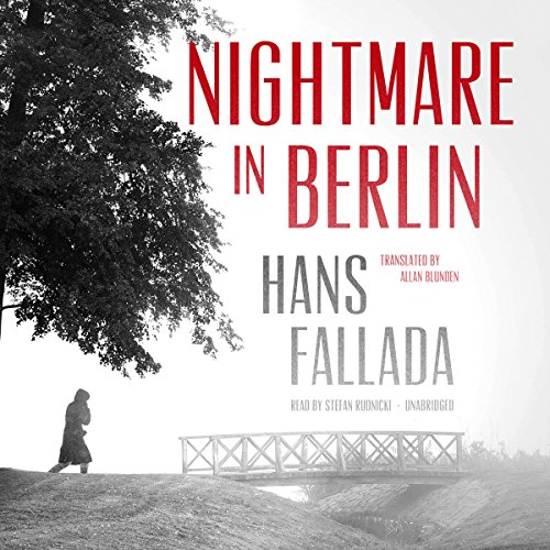 Nightmare in Berlin audiobook cover art
