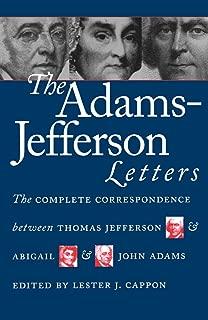 Best adams jefferson letters Reviews