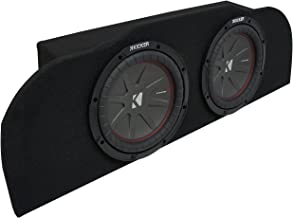 Compatible with 2003-2015 Infiniti G35 Coupe Kicker CompR CWR10 Subwoofer Dual 10