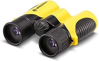 Bresser Binoculars for Kids, 6 X 21 Shockproof Compact Binocular for Boys Girls Watching Birds, Hunting, Travel, Sport