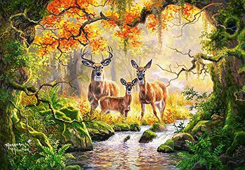 Castorland-1000 pc-Royal Family Puzzle, Multicolore, Castorland_C-104253-2