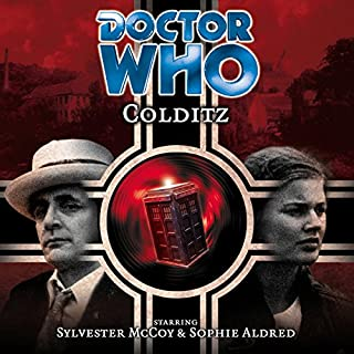 Doctor Who - Colditz cover art