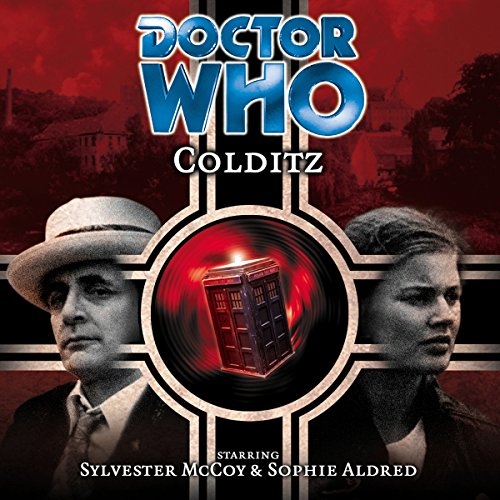 『Doctor Who - Colditz』のカバーアート