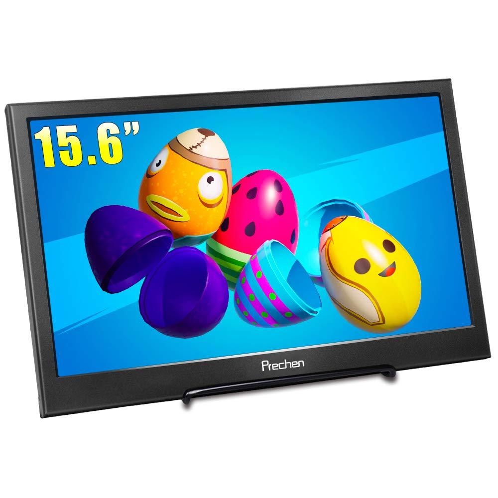 15.6 Pulgadas Portátil HDMI Monitor FHD 1920x1080 IPS LED Pantalla Función Completa Externo Ultrafino Monitor Juego Monitor, Compatible con Laptop, PC, PS4, PS3, Xbox One, etc, Prechen: Amazon.es: Electrónica