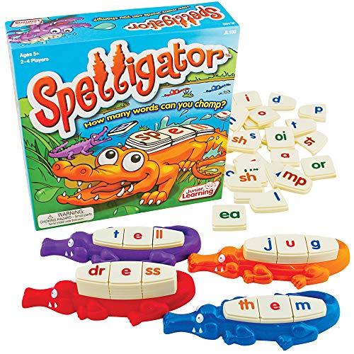 Junior Learning Spelligator, Multicolor, Model:JL100