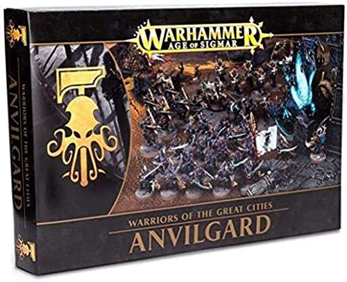 Warriors of the Great Cities Anvilgard Games Workshop Age of Sigmar