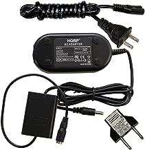 HQRP AC Adapter for Canon ACK-DC100 PowerShot G1-X Mark II, PowerShot N100Digital Camera 9167B001 9169B001 9168B001 9535B001 NB-12L + Euro Plug Adapter
