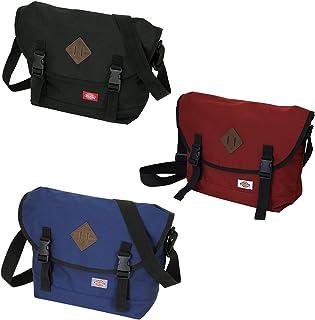 メッセンジャーバッグ ショルダーバッグ メンズ Dickies ディッキーズ カジュアルバッグ メッセンジャーバッグ バックル付き S 全3色 12-6596