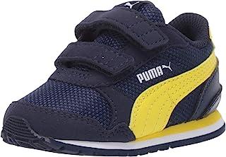Kids' St Runner hook and loop fastener Sneaker