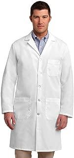 Red Kap KP14 Lab Coat White
