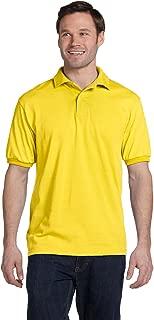 Best bright yellow polo shirt men Reviews