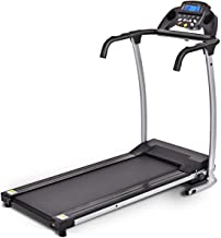 Goplus Folding Treadmill Electric Motorized Power Fitness Running Machine with LED..