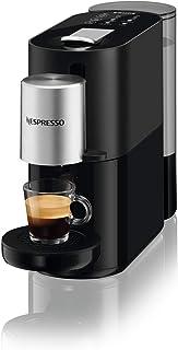 Krups Nespresso Atelier Cafetière à Dosette, Machine à Café capsule Préparation directement en Tasse Moussage àfroid Foue...