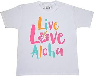 Live Love Aloha 2 Youth T-Shirt 2637d