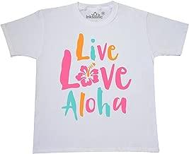 inktastic - Live Love Aloha 2 Youth T-Shirt 2637d