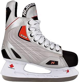 Nijdam ijshockey schaatsen ijsschaatsen hockey maat 42 polyester 3385-ZZR-42