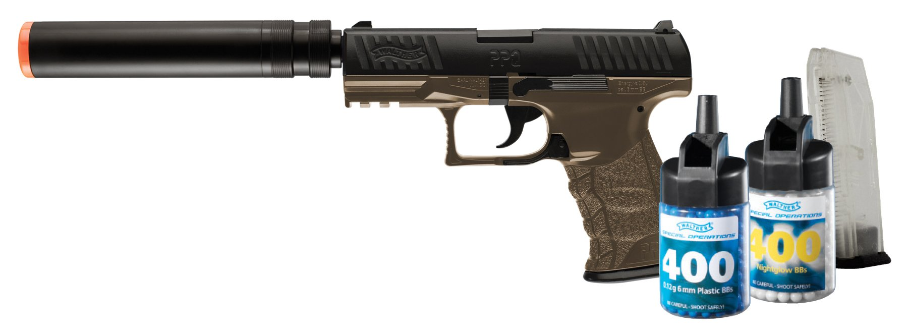 Walther Spring Airsoft Pistol Accessories