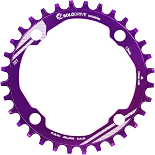 SOLODRIVE 104BCD Single Chainring for 9/10/11-Speed(Narrow-Wide)
