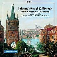 ヨハン・ヴェンツェル・カリヴォダ:序曲とヴァイオリン小協奏曲集