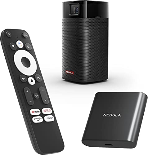 lowest Anker online sale Nebula Apollo Portable Projector with Nebula lowest 4K Streaming Dongle online