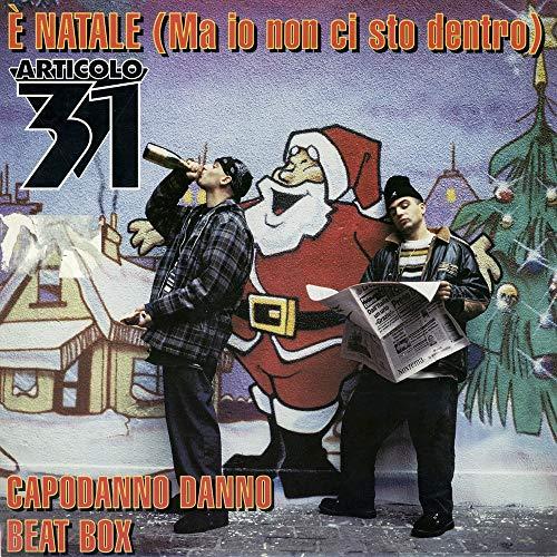 È Natale (Ma Io Non Ci Sto Dentro) (12' Picture Disc, Numbered Limited Edt.)