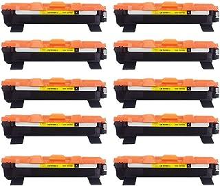 kit 10 toner compatível Brother Tn1060 Tn 1060 Tn-1060 Hl1112 Hl1202 Hl1212w Dcp1602 Dcp1512 Dcp1617nw