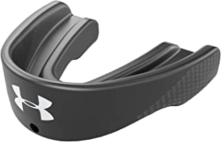 Under Armour Sport Mouth Guard Sports for Football, Lacrosse, Basketball, Hockey, Boxing, MMA, Jiu jitsu, Includes Detachable Helmet Strap, Youth & Adult. Protectar Bucal