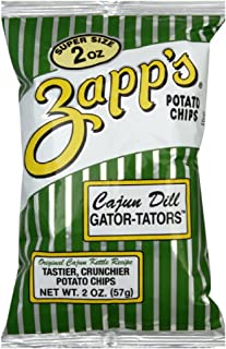crunch gators chips