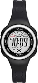 Kids Digital Watch, Wristwatch Kids Boys Girls Sports Child Watches Waterproof with LED Lights Alarm Stopwatch Hour Minute Second Date Week Month Wrist Watches for Children 4-15 Years Old