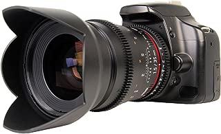 Bower SLY35VDS Wide-Angle 35mm T/1.5 Digital Cine Lens for SLR Sony Alpha Camera