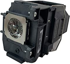 Epson EH-TW6600 Projector Housing with Genuine Original OEM Bulb