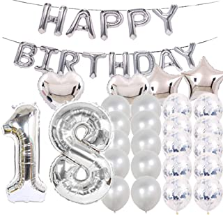 Best 18 birthday balloons pictures Reviews