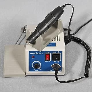 Superdental MICROMOTOR MARATHON -III Electric 35000 RPM Handle Polishing US STOCK