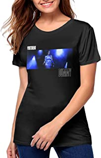 MeredithBush Women's Portishead Dummy Music Band T-Shirt Cool Cotton