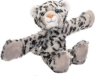 "Wild Republic 19564 Huggers Snow Leopard Plush, 8"""