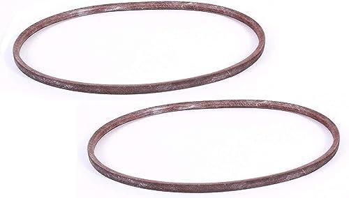 wholesale Husqvarna 501818201 & 584216102 outlet sale Auger & Drive Belt online Set outlet online sale