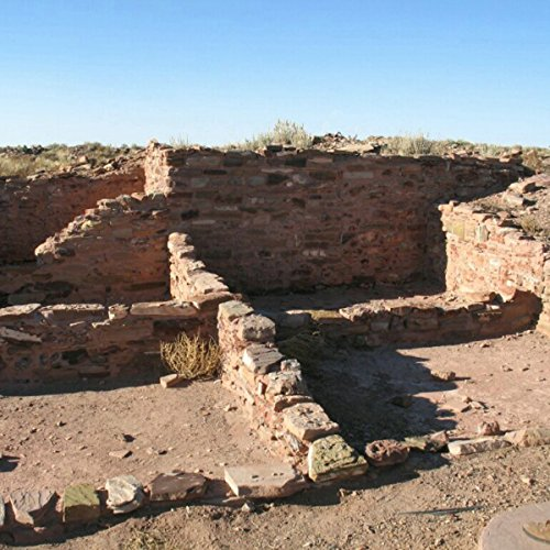 Audio Journeys: Homolovi Ruins State Park, Holbrook, Arizona audiobook cover art