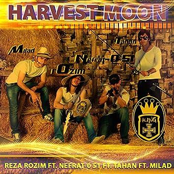Harvest Moon (feat. Nefrat 051, Milad & Tahan)