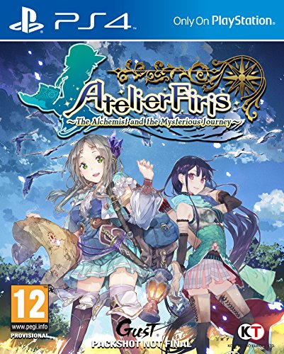 Atelier Firis: The Alchemist And The Mysterious Journey [Importación Inglesa]