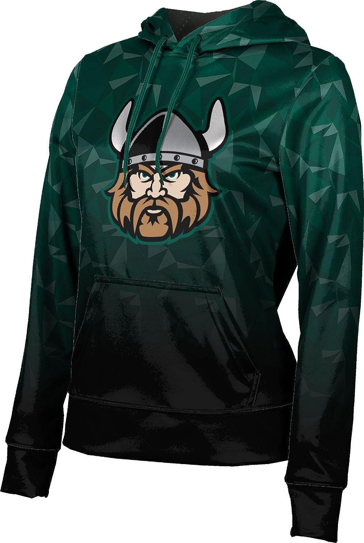 ProSphere Cleveland State University Girls' Pullover Hoodie, School Spirit Sweatshirt (Maya)
