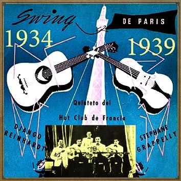 Jazz At the Hot Club of Paris With Guitar & Violin (1934 - 1939)