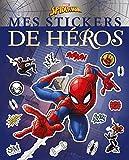 SPIDER-MAN - Mes Stickers de Héros - Marvel