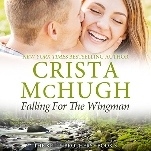 Falling for the Wingman audiobook cover art